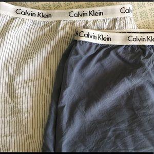 Calvin Klein pj short bundle